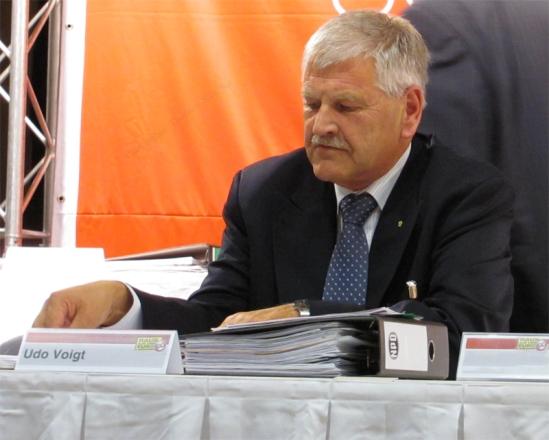 Udo Voigt 2011